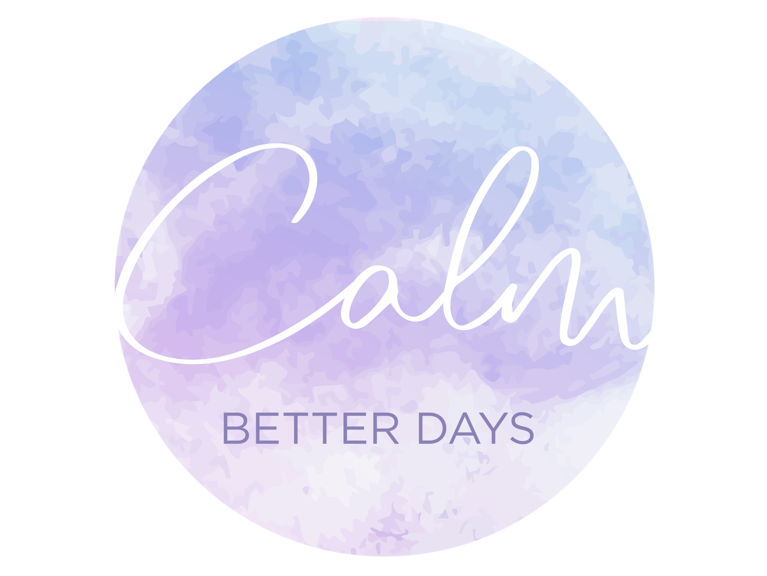 Calm Better Days Logo